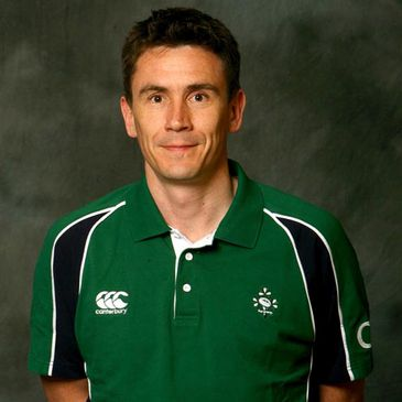 Ireland team doctor Dr Gary O'Driscoll