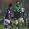 But Connacht went on to dominate this encounter, with full-back Gavin Duffy enjoying the opportunity to feature in attack