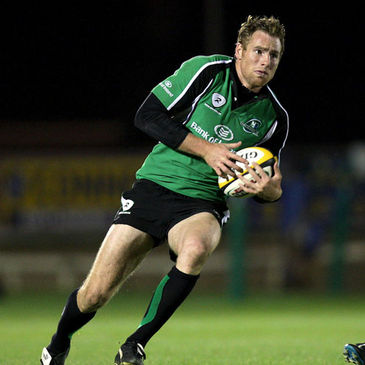 Connacht full-back Gavin Duffy