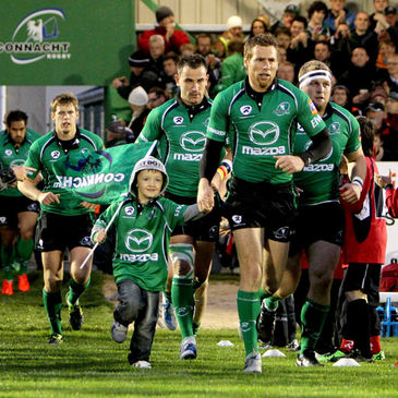 Can Gavin Duffy lead Connacht to a prized derby win over Munster?