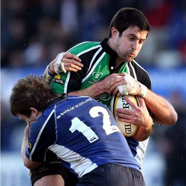 Gavin Williams in action for Connacht against Leinster