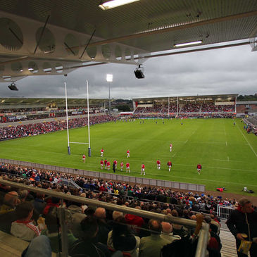 Ravenhill will play host to a Saturday quarter-final