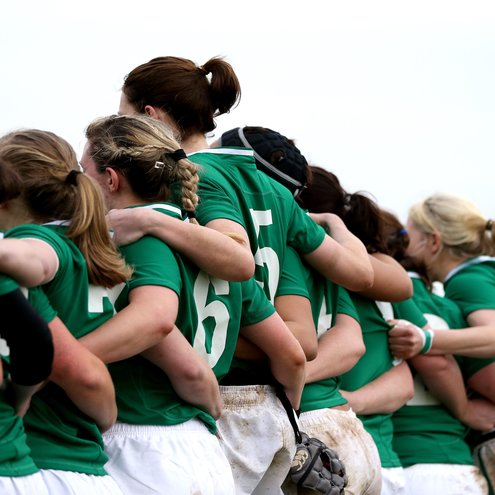 The Ireland Women's team are unbeaten so far this season
