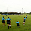 Leinster's trip to the midlands venue was their second open training session of the pre-season campaign