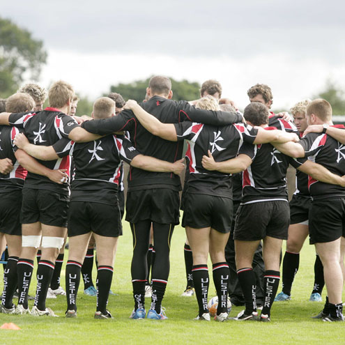 Ulster will hit the road for a training session in Derry