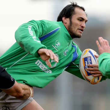 George Naoupu returns to the Connacht starting line-up