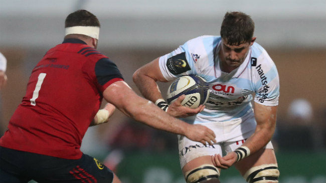 Munster Confirm Two New Signings
