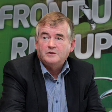 Connacht Rugby CEO Gerry Kelly