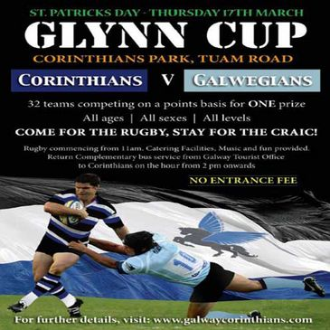 Corinthians and Galwegians will contest the Glynn Cup