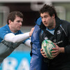 Kevin McLaughlin is poised to make his Heineken Cup return this weekend, after time out following knee and shoulder surgery