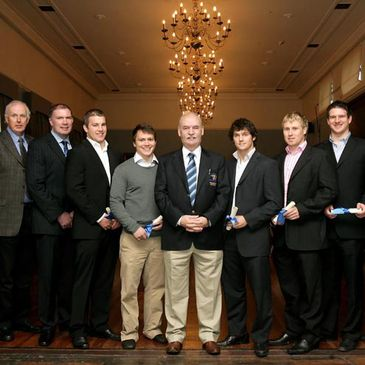 Leinster's diploma in Professional Rugby graduates