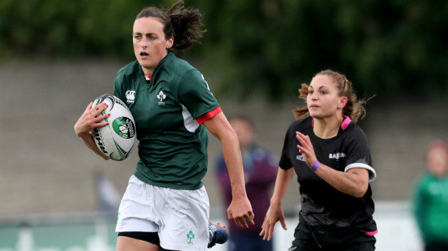 Ireland Women's Sevens Squad Confirmed For Langford