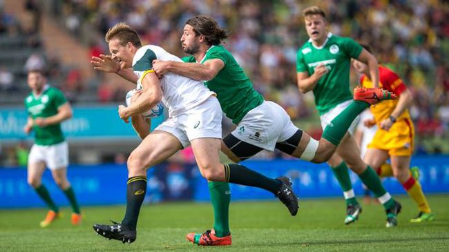 Seventh Place Finish For Ireland Sevens Side In Munich