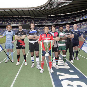 2008/09 Heineken Cup Semi-Final Draw, Murrayfield Stadium, Edinburgh, Tuesday, January 27, 2009