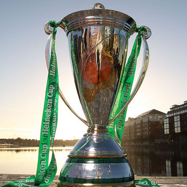The Heineken Cup will have an Irish home again this year