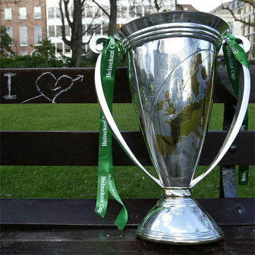 We all love the Heineken Cup!