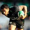 Henry Fa'afili and his Connacht team-mates put in an improved display, five days on from their 47-10 defeat to the Exeter Chiefs
