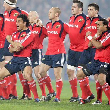 Munster 16 New Zealand 18 Thomond Park Stadium Tuesday November 18 2008 Irish Rugby