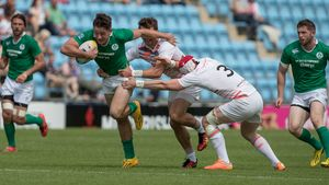 Rugby Europe Men's Sevens Grand Prix Series - Round 4, Sandy Park, Exeter, England, July 15-16, 2017