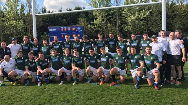 Mollen Stars As Ireland Students Share The Spoils With ...
