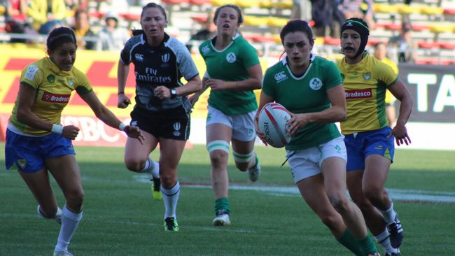 Ireland Women Emerge Winless From Kitakyushu Pool Stages