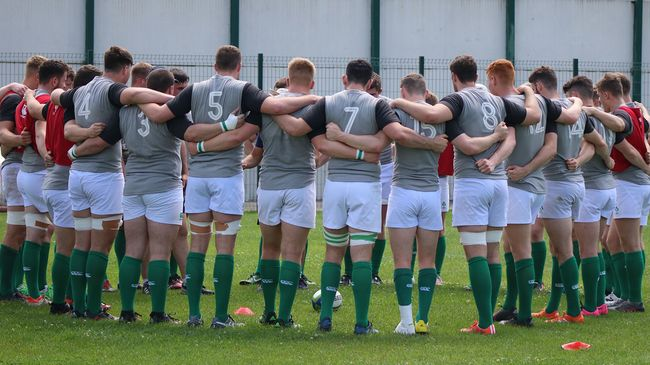 Ireland U20 side named for Scotland encounter