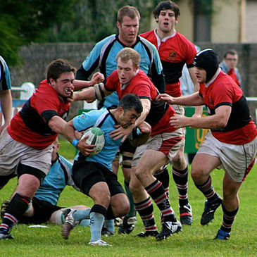 UCC close down Galwegians scrum half Kieran Campbell