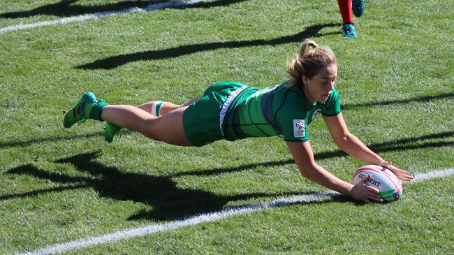 Record World Series Win Sends Ireland Through To Glendale's Last-Eight