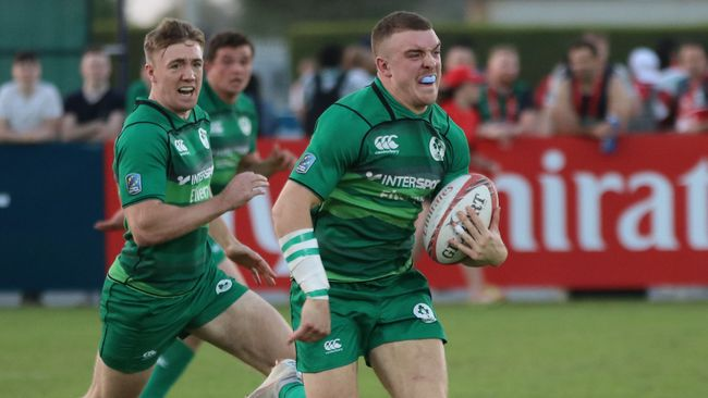 In Pics: Ireland Men Win Dubai 7s International Invitational Title