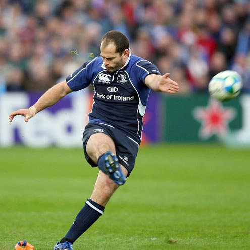 Felipe Contepomi turned in a man of the match display for Leinster