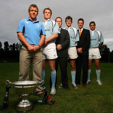 Garryowen are the reigning AIB League and Cup champions