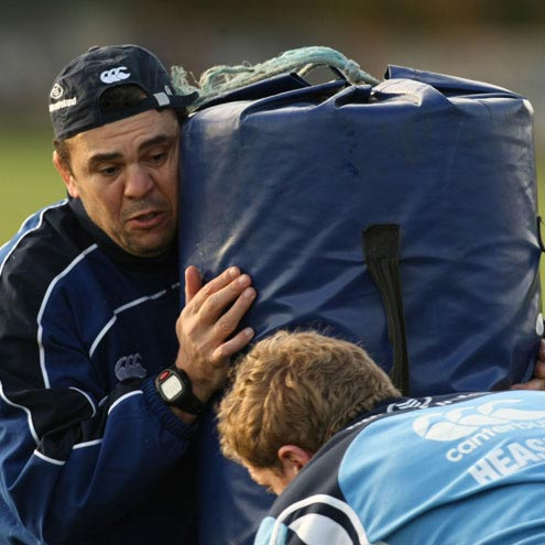Leinster Squad Training At Belfield, Tuesday, November 6, 2007