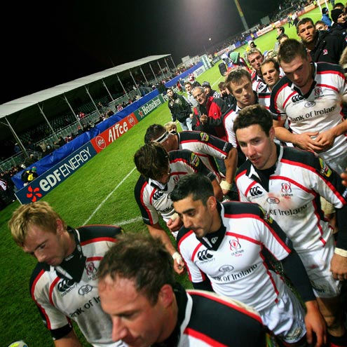 Ulster 14 Gloucester 32, Ravenhill, Friday, November 9, 2007