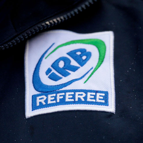 The referee panel for the June internationals has been confirmed