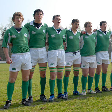 Last season's Ireland Under-18 Schools squad