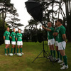 Player cloning for the Rugby World Cup is well underway at Carton House, where the Ireland squad have been based during pre-season