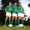 Paul O'Connell, Jonathan Sexton and Brian O'Driscoll have close ties with O2 as brand ambassadors for the telecommunications company