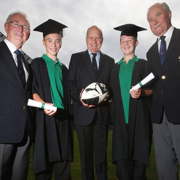 The IRFU are launching the 'Rugby Faculty' programme
