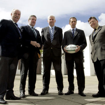 The launch of the BA Exercise & Sport (Rugby)