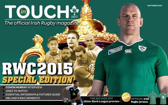 In Touch - Rugby World Cup Special