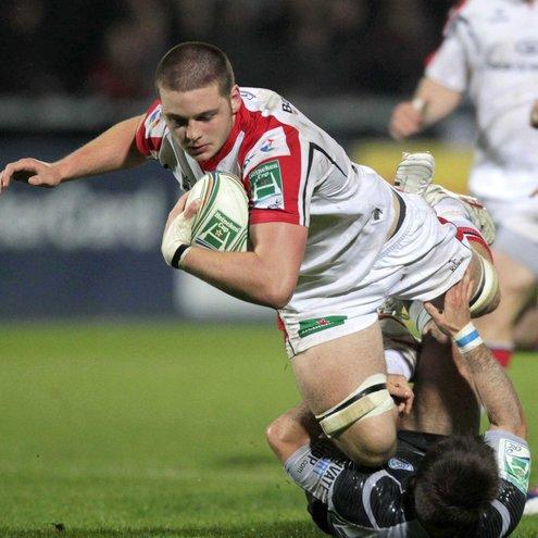 Ulster 41 Castres Olympique 17, Ravenhill, Friday, October 12, 2012
