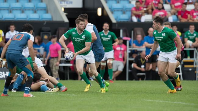 Oktoberfest 7s Provides Early Season Test For Ireland Men