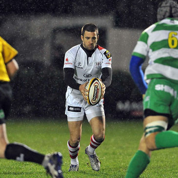 Ian Humphreys in Magners League action for Ulster