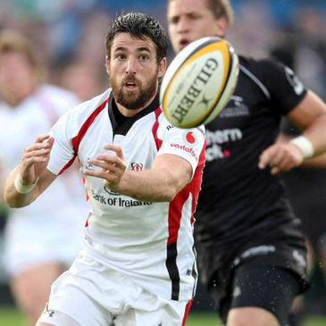 Ulster out-half Ian Humphreys