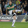Ian Keatley kicked Connacht into a fifth minute lead, but his opposite number Dan Parks soon put Cardiff ahead