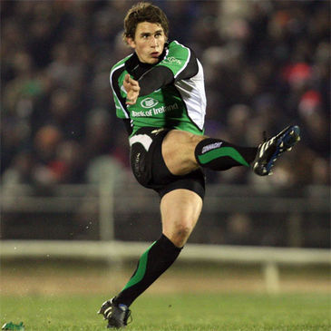 Connacht's Ian Keatley kicks for goal