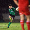 Two well-struck penalties from Ian Keatley gave Connacht a 6-3 lead to take into the second half