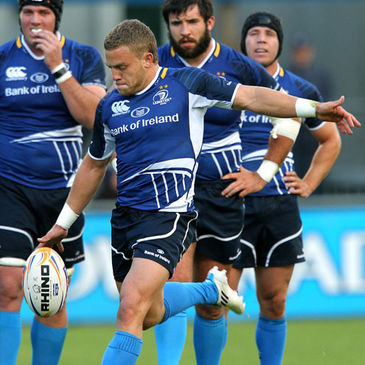 Ian Madigan will start for Leinster against the Dragons