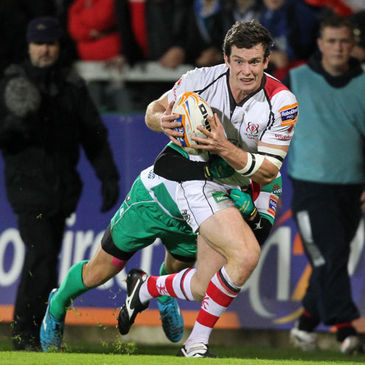 Ian Whitten will start for Ulster against Clermont Auvergne
