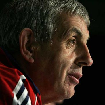 The newly-appointed Lions coach Ian McGeechan